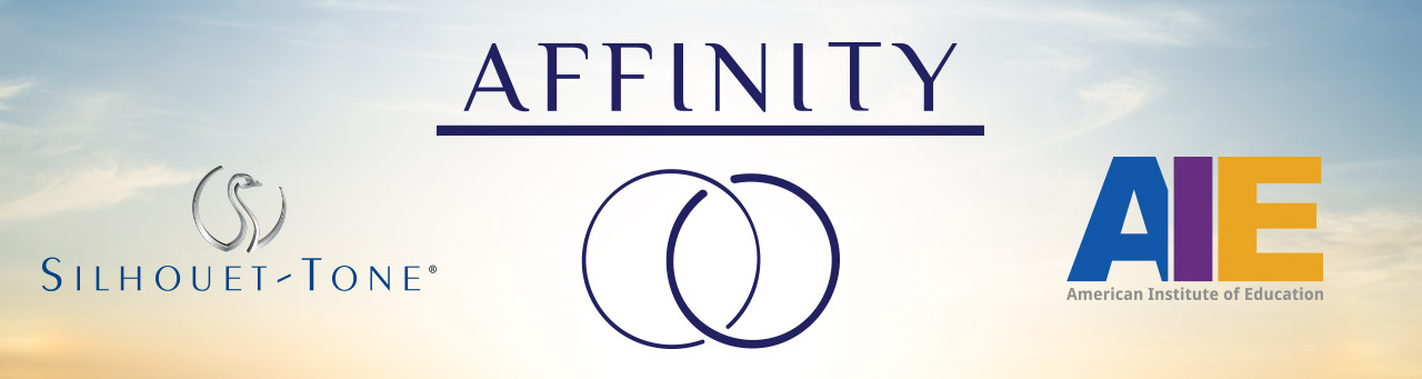 AIE & Silhouet-Tone Affinity Partnership